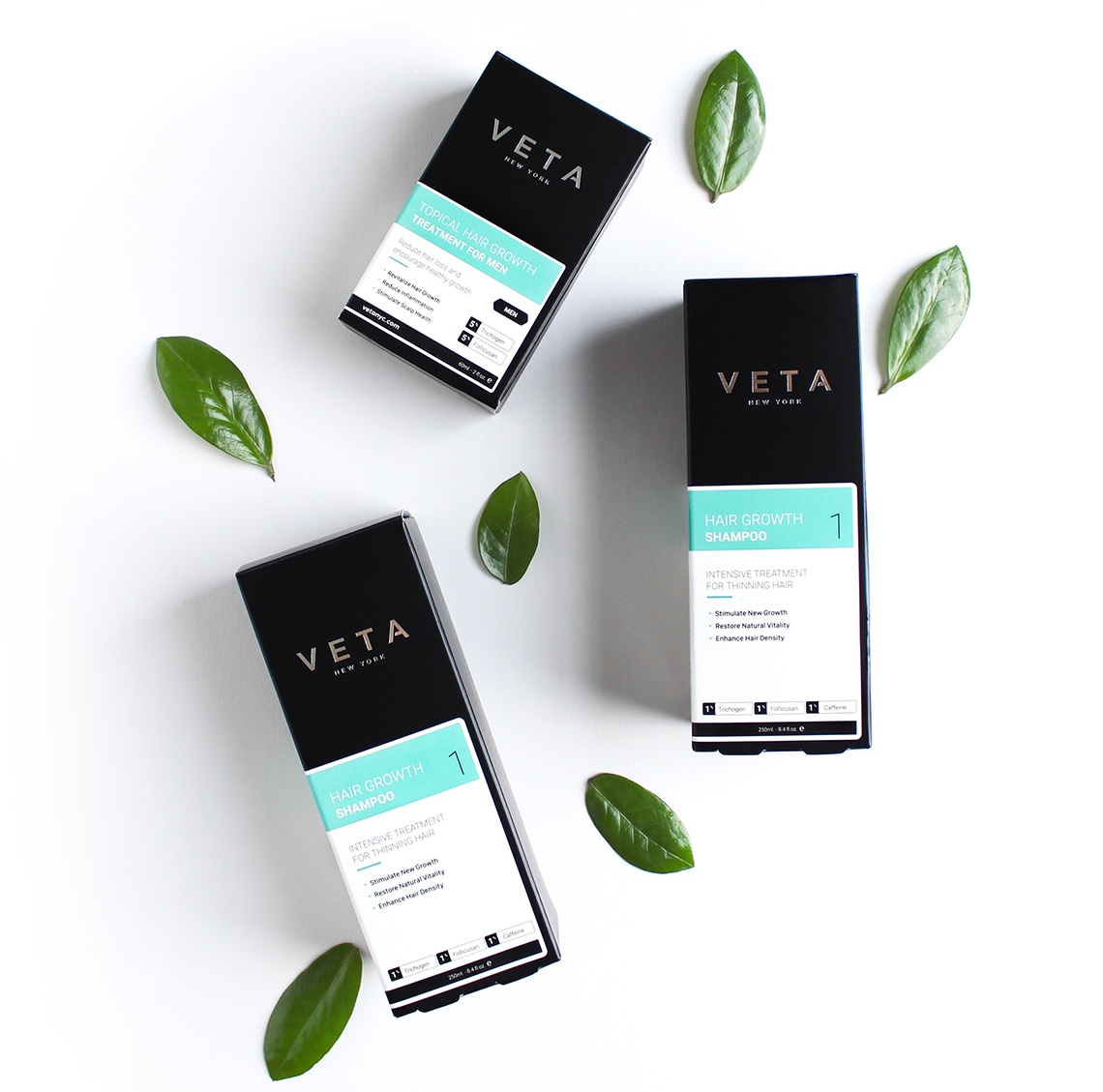 Veta - Hair Growth - Revitalize and Fortify your Hair