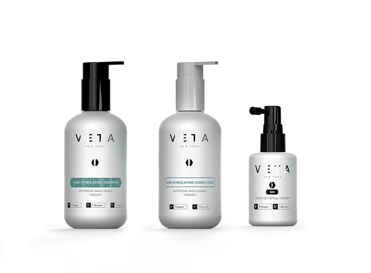 Veta - Men Hair Thinning Solution Early Stage